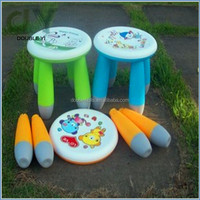 custom New fashion Cute Child Separate Chair for children