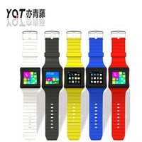GSM Tmall 3G New Brand Cell Phones Smart Watch Mobile Watch Phone with Video Call & GPS EC720