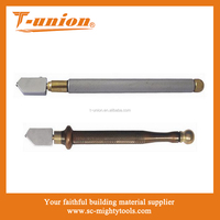 Oil-injected type roller glass cutter/oil filled glass cutter