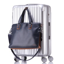 3 pcs set eminent zipper rotary wheel colorful carry on travel trolley case