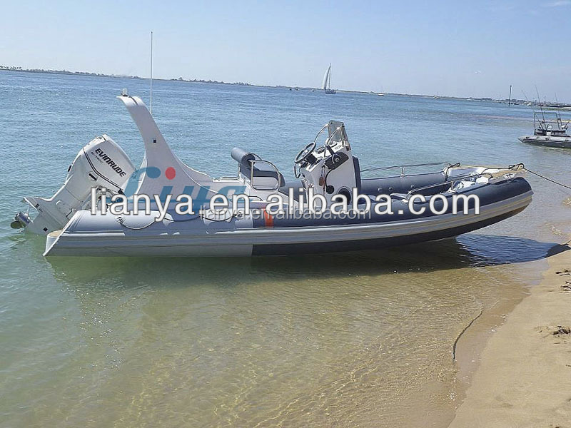 Liya 6.2m rib boats electric boat yatch luxury boat yatchs and yatching