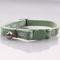 High quality decorative best christmas dog collar with bells