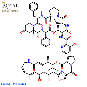 Good price Virginiamycin CAS NO. 11006-76-1