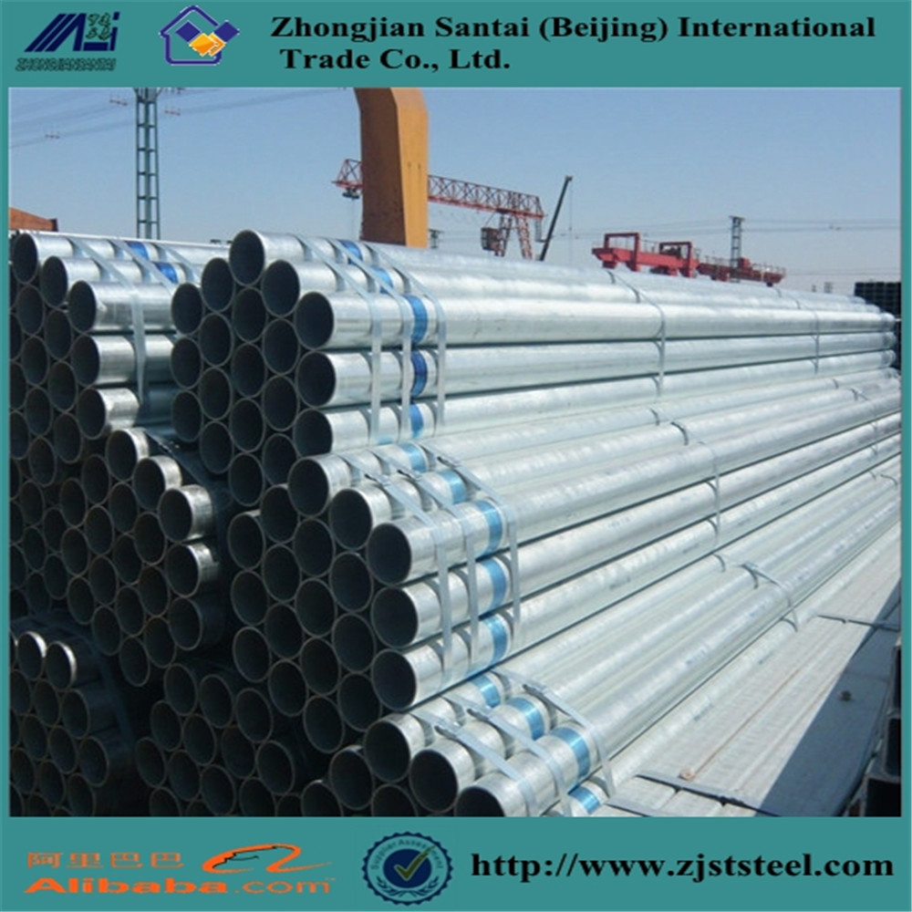 Piping solutions with galvanized steel pipe