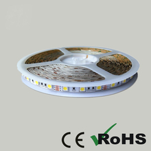 3 years warranty high quality 4000k led strip 5050 light 5m/roll 300leds