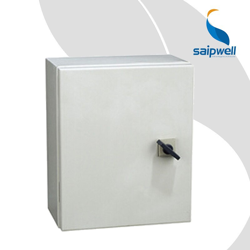 SAIP/SAIPWELL 500*400*300 Standard Project Enclosure High Quality New Waterproof Outdoor Metal Box