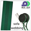 Practical and pretty seat belt webbing for sofa webbing wholesale (4578#)