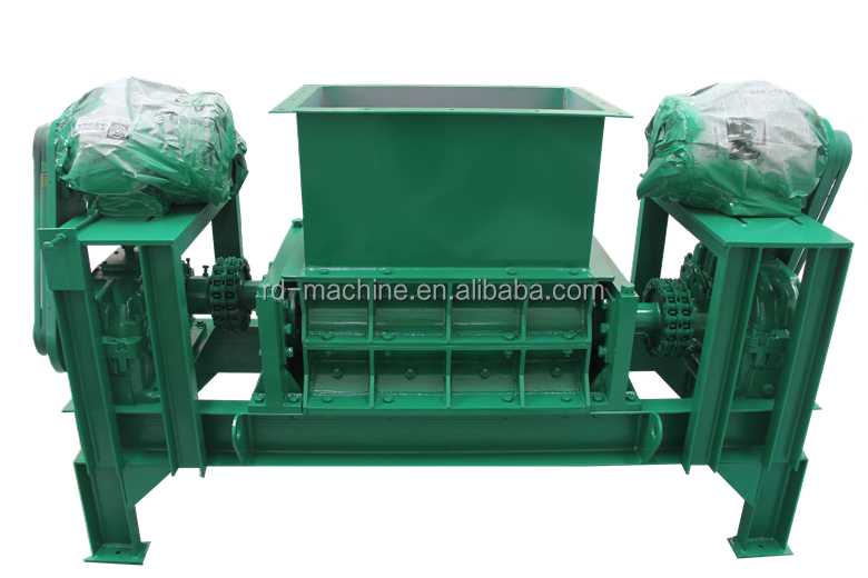Lower price wood and pasture shredding machine