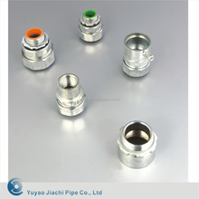WUC Pulica Zinc Alloy Jonits Pipe Fittings Types of Pipe Joints