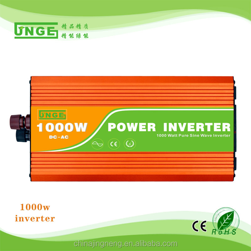 12v 24v 48v dc input inverter 1000w china wholesale