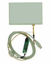 12 inch 4 Wire Resistive USB Touch Screen Panel