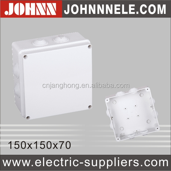 CE Certificate Approved Small Order Nylon Junction Box