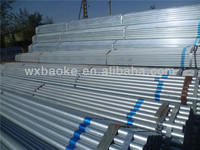 2.5 inch galvanized steel pipe