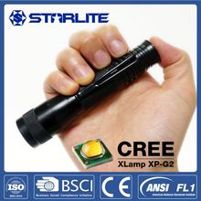 Pocket rechargeable aluminiumled cree led torch dive