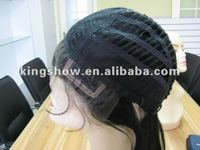 2011 hot sell synthetic hair lace front wig wholesale price