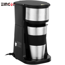Factory Price One Cup Drip Coffee Maker, Coffee Machine Espresso