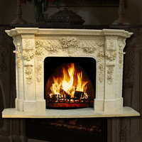 Used Electric Fireplace, Electric Fireplace VSM-017