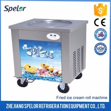 Fast-Cooling Evaporator 3 In 1 Ice Cream Machine