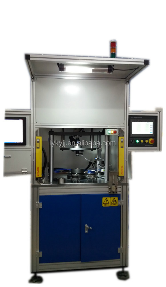Post process gauge measuring machine of ABS sensor for auto wheel bearing