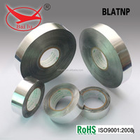 electrically conductive plain aluminum foil tape for air conditioning
