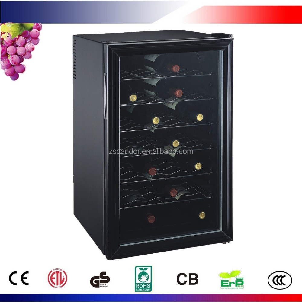 28 Bottles Semiconductor Wine Cooler CW-80AA