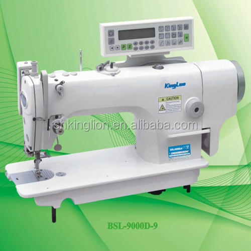 single needle direct drive computer high speed lockstitch used industrial price durkopp adler sewing machine