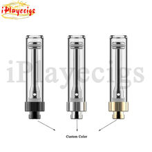 100% no leakage glass vape cartridge .5ml thc oil extract 510 Oil vaporizer cartridge