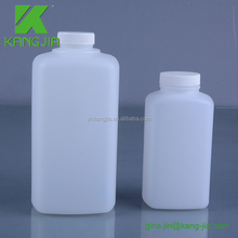 Best Selling 1000ml/500ml Hdpe Plastic Beckman Hematology Reagent Bottles