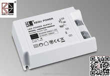KEGU 35-50W 1-10V Dimming LED power supply with UL CE Certificate