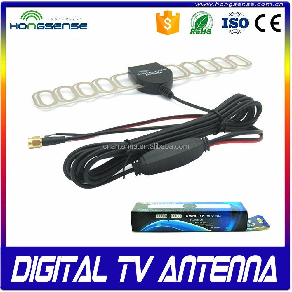 Комнатная телевизионная антенна с усилителем  Отзывы