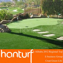 Landscaping synthetic lawn turf