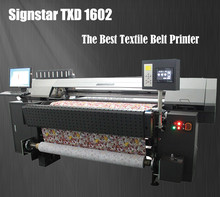 digital direct textile printer TXD1602 for cotton fabric printing