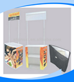 Buy Direct From China Manufacturer Home New Designs Outdoor Advertising Promo Stand for Drinking
