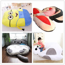 New Design Large Minion Bed Sofa Double minion Bed Wholesale