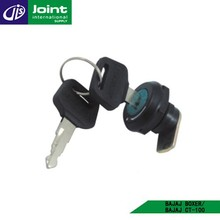 Motorcycle Parts Side Cover Lock For Bahah CT100/Bajaja boxer