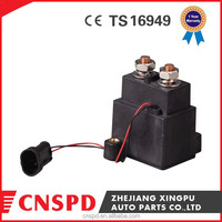 auto power relay 150A with 2pins connector for young man coach