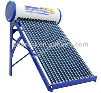 SunSurf New Energy SC-R01 solar geysers water heaters