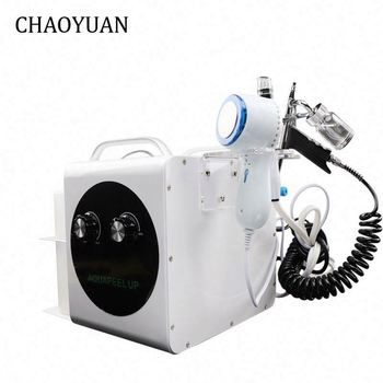 Skin microdermabrasion moisturizing facial oxygen injection beauty machine