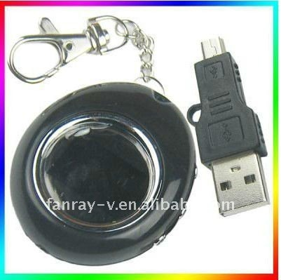 "HOT! 1.1"" mini key chain electronic digital personalized photo picture frame gifts"