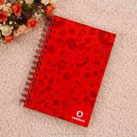 Custom Spiral Notebook A5 With Color