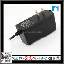 changeable plugs power supply 24v 700ma ul1310 adapter europe adapter
