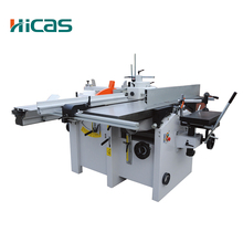 Multipurpose HICAS Woodworking Combination Machine
