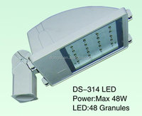400W Luminare flood light fixture IP65 with LED mounting