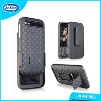 Full protective plastic clip phone case cover for Blackberry q20