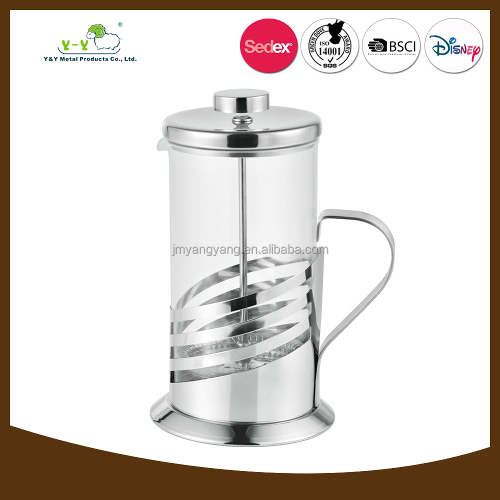 French Press Iced Coffee Maker : Custom Cold Brew Hand Coffee Maker French Press - Buy Hand Coffee Maker,Drip Coffee Maker,Cold ...