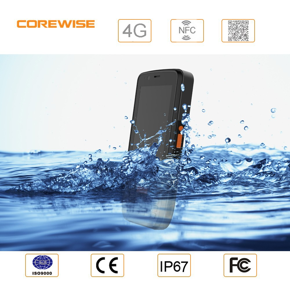 IP67 waterproof Android 2d barcode scanner <strong>bluetooth</strong> with cheap price