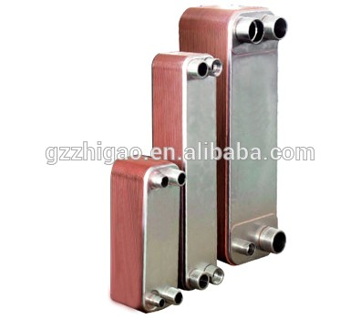 Stainless steel Brazed plate heat exchanger B3-27