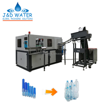 New type Automatic PET Bottle Stretch Blow Molding Machine