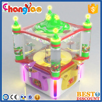 Christmas Tree Gift Prize Claw Crane Vending Arcade Game Machine
