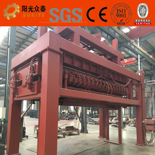 Fly ash or sand aac block equipment / Popular building material aac bricks making manufacturer